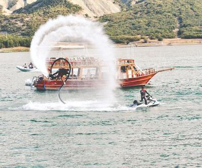 Tunceli'de 'altın dönem'; Artık turizm, spor ve tatil zamanı