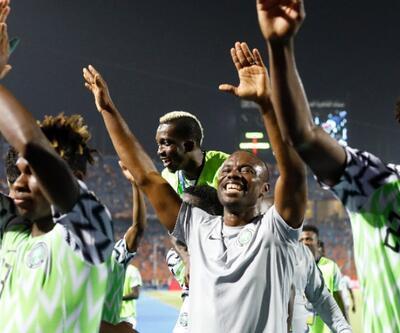 Nijerya yarı finale yükseldi