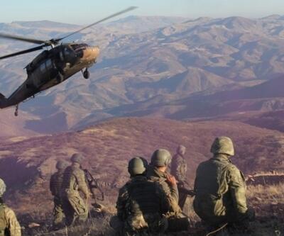 PKK'ya darbe üstüne darbe! 457 terörist etkisiz hale getirildi