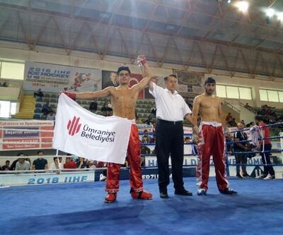 Ümraniyeli kick boksçu, Avrupa'da Türkiye'yi temsil edecek