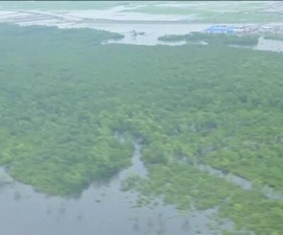 Zulümden kaçan Arakanlıları muson yağmurları vurdu