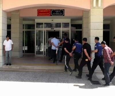 Siirt merkezli 5 ildeki tefecilik operasyonunda 6 tutuklama