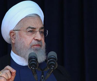 Ruhani yine ABD'ye yüklendi
