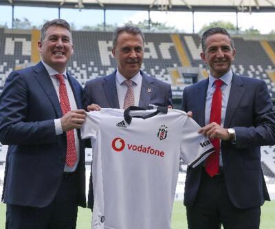 Beşiktaş'tan 36 milyon liralık anlaşma