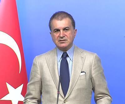 AK Parti Sözcüsü Ömer Çelik: CHP'nin geldiği nokta siyasi sabotajdır