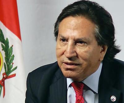 Peru'nun eski Devlet Başkanı Toledo ABD'de tutuklandı
