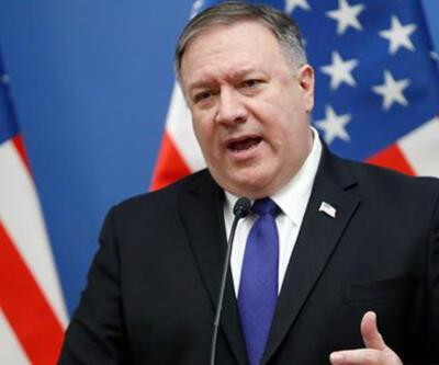ABD Dışişleri Bakanı Pompeo'dan Erbil'deki saldırıya kınama