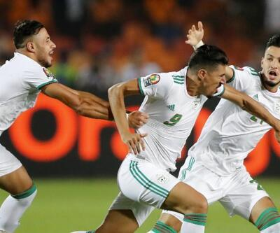 Senegal Cezayir CANLI