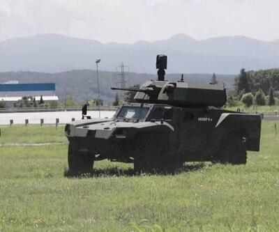 Türkiye'nin ilk elektrikli zırhlısı