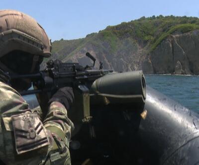 Denizlerin leventleri Amfibi Hücum Timleri - Türkiye'nin Özel Birlikleri 21