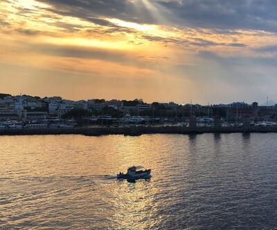 Her Sabah Bir Liman, Ege ile Akdeniz'in buluştuğu Rodos'u gezdi