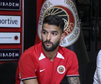 Gençlerbirliği Daniel Candeias'ı transfer etti