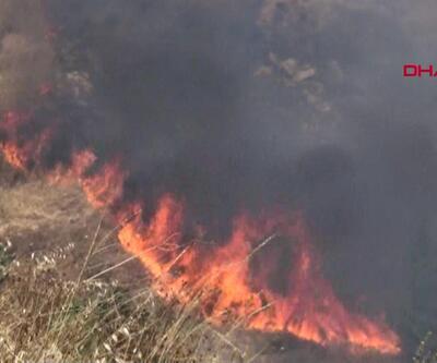 İstanbul'da yangın paniği