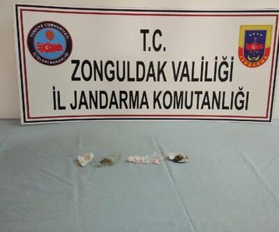 Zonguldak'ta uyuşturucu operasyonu: 1 tutuklama