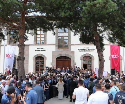 Erzurum Kongresi'nin 100'üncü yıl dönümüne coşkulu kutlama
