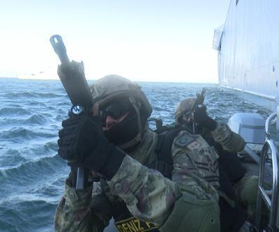 Deniz harekatlarında çıkarma onların işi - Türkiye'nin Özel Birlikleri 23