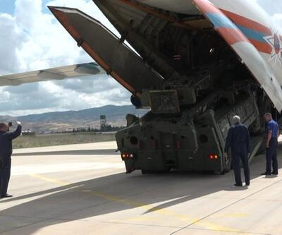 S-400 teslimatında sona gelindi