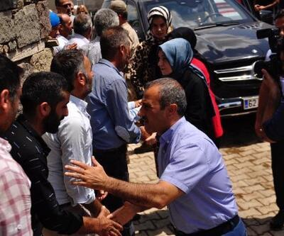 AK Parti heyeti Nupelda ve Ayaz'ın ailesini ziyaret etti