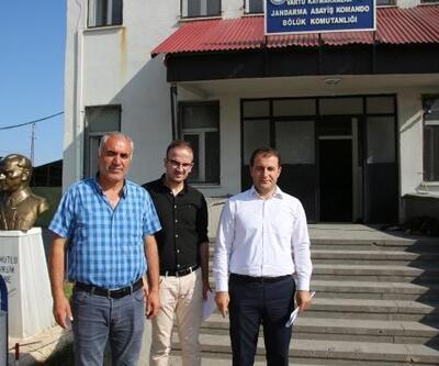 İnsan Hakları Kurulu, Varto'da nezarethaneleri denetledi