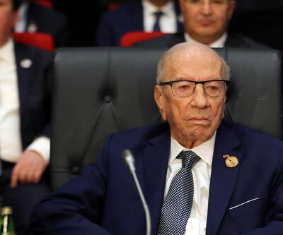 Son dakika... Tunus Cumhurbaşkanı El-Beci Kaid es-Sibsi hayatını kaybetti