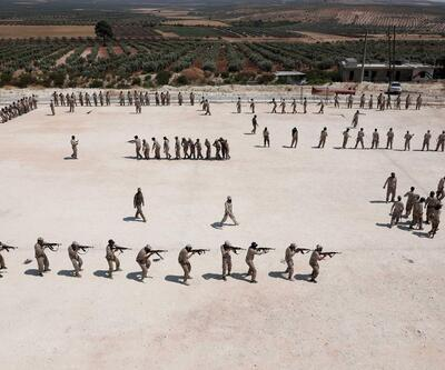 ÖSO güçleri, Fırat'ın doğusu için hazır