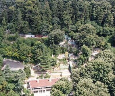 Adnan Oktar'ın evi eski halinden çok farklı