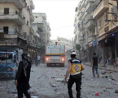 İdlib'de pazar yerine hava saldırısı: 2 ölü