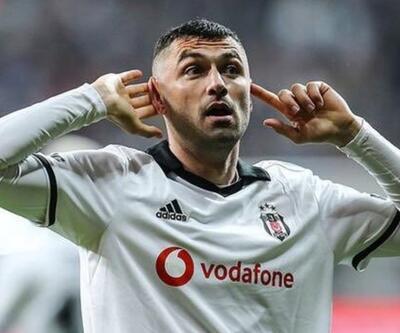 Beşiktaş'ta takım kaptanları açıklandı