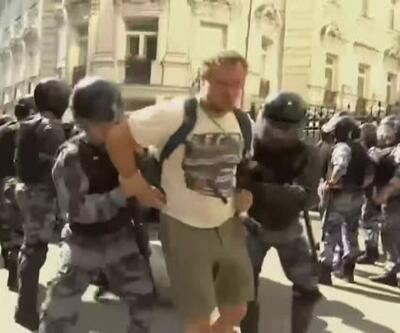 Binden fazla kişi gözaltına alındı