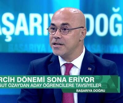 Turgut Özay'dan adaylar için tercih önerileri