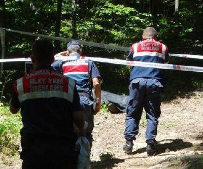 Kayıp olarak aranırken ormanda cesedi bulundu