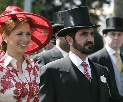Dubai Şeyhi  El Maktum'dan, kaçan eşi Prenses Haya'ya karşı hamle! Dava başladı