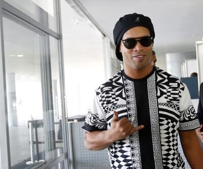 Ronaldinho'nun 57 mülküne haciz