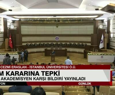 Prof. Cezmi Eraslan: Karar vicdanı yaralamıştır