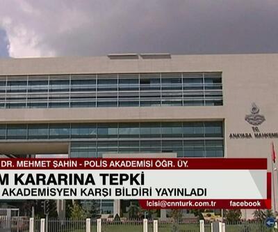Prof. Dr. Mehmet Şahin'den AYM kararına tepki