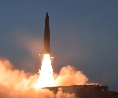 Kuzey Kore 'farklı tipte' iki balistik füze denemesi gerçekleştirdi