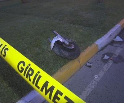 Bahçelievler'de motosiklet kazası: 1 ölü, 1 yaralı