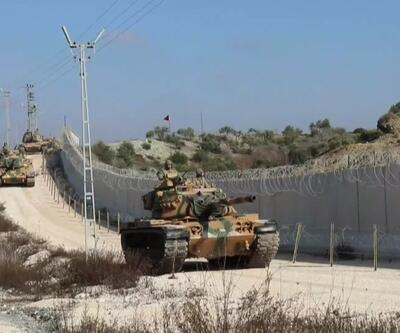 """Hedef, sınırda """"Barış Koridoru"""""""