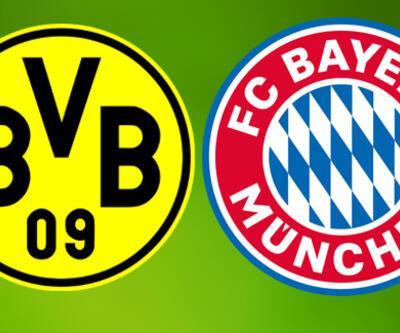 Dortmund Bayern Münih Almanya Süper Kupası maçı Kanal D'de!