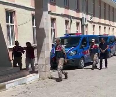 Otobüste esrarla yakalanan İranlı 3 yolcuya gözaltı
