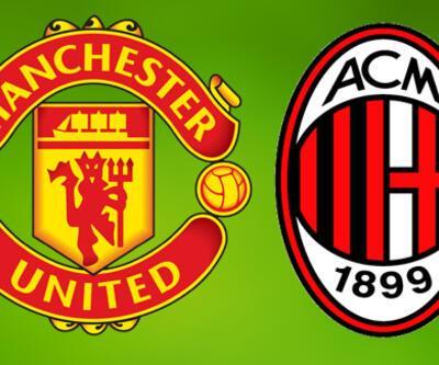 Manchester United Milan hazırlık maçı canlı yayın hangi kanalda, saat kaçta?
