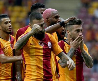 Galatasaray, Panathinaikos'u mağlup etti