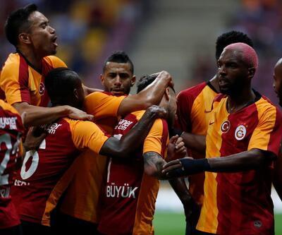 Galatasaray 2-1 Panathinaikos / Maç Özeti