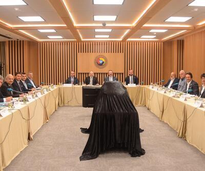 Türkiye'nin Otomobili Girişim Grubu Yönetim Kurulu toplandı