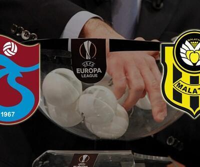 Trabzonspor ve Yeni Malatyaspor'un olası rakipleri belli oldu
