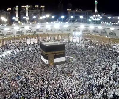 Mekke'de güvenlik tatbikatı