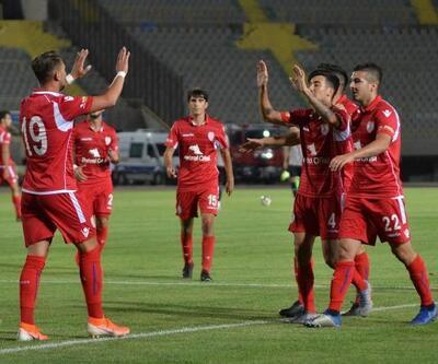 Altınordu-Altay: 1-0