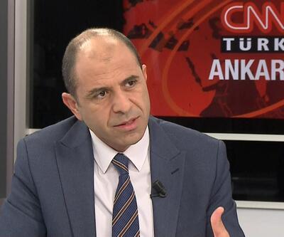 Kudret Özersay Kıbrıs'taki liderler zirvesi için konuştu