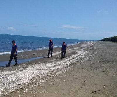 Samsun'da denizde kaybolan genç, 12 gündür aranıyor