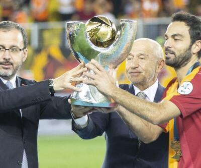 Cumhurbaşkanı Erdoğan'dan Galatasaray'a kutlama